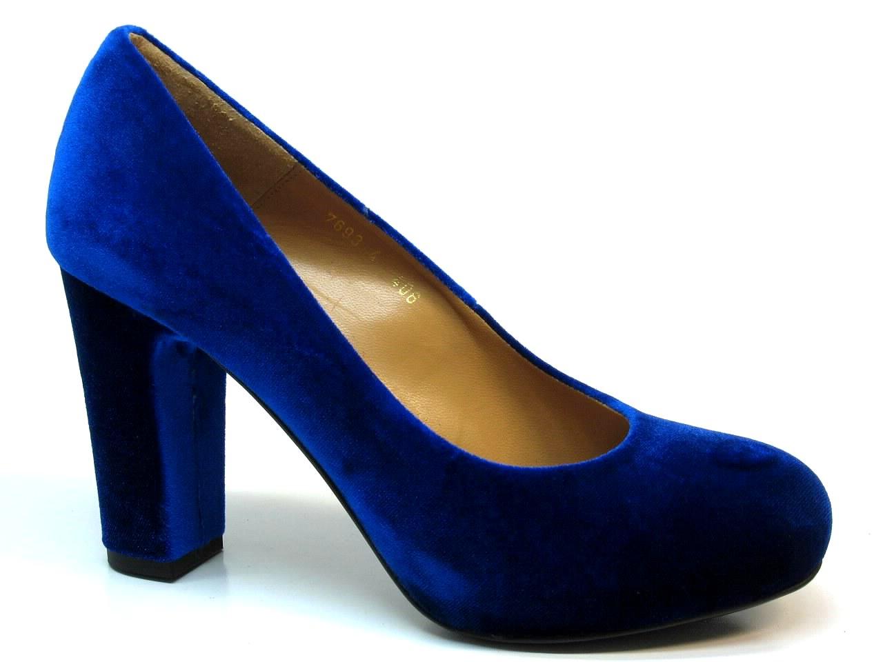 Sapatos de Salto Vannel - 001 7693.01