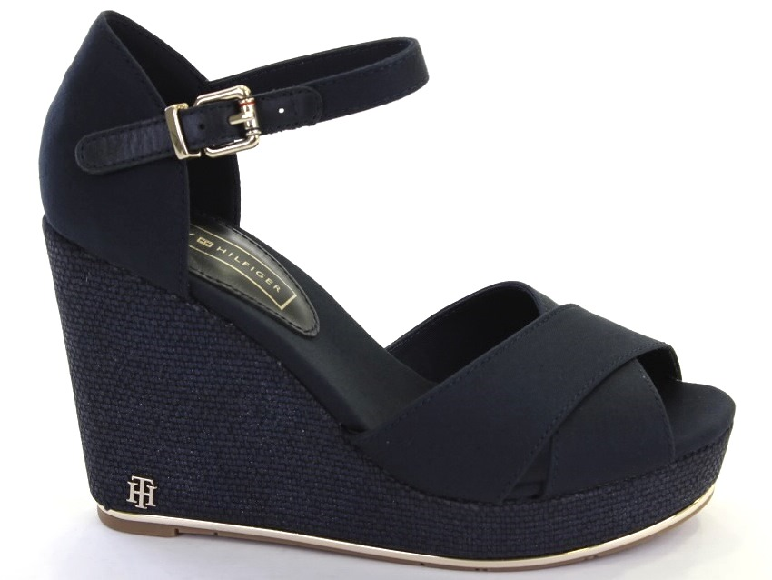 f1ead7778be Wedge Sandals Tommy Hilfiger - 309 FW04078