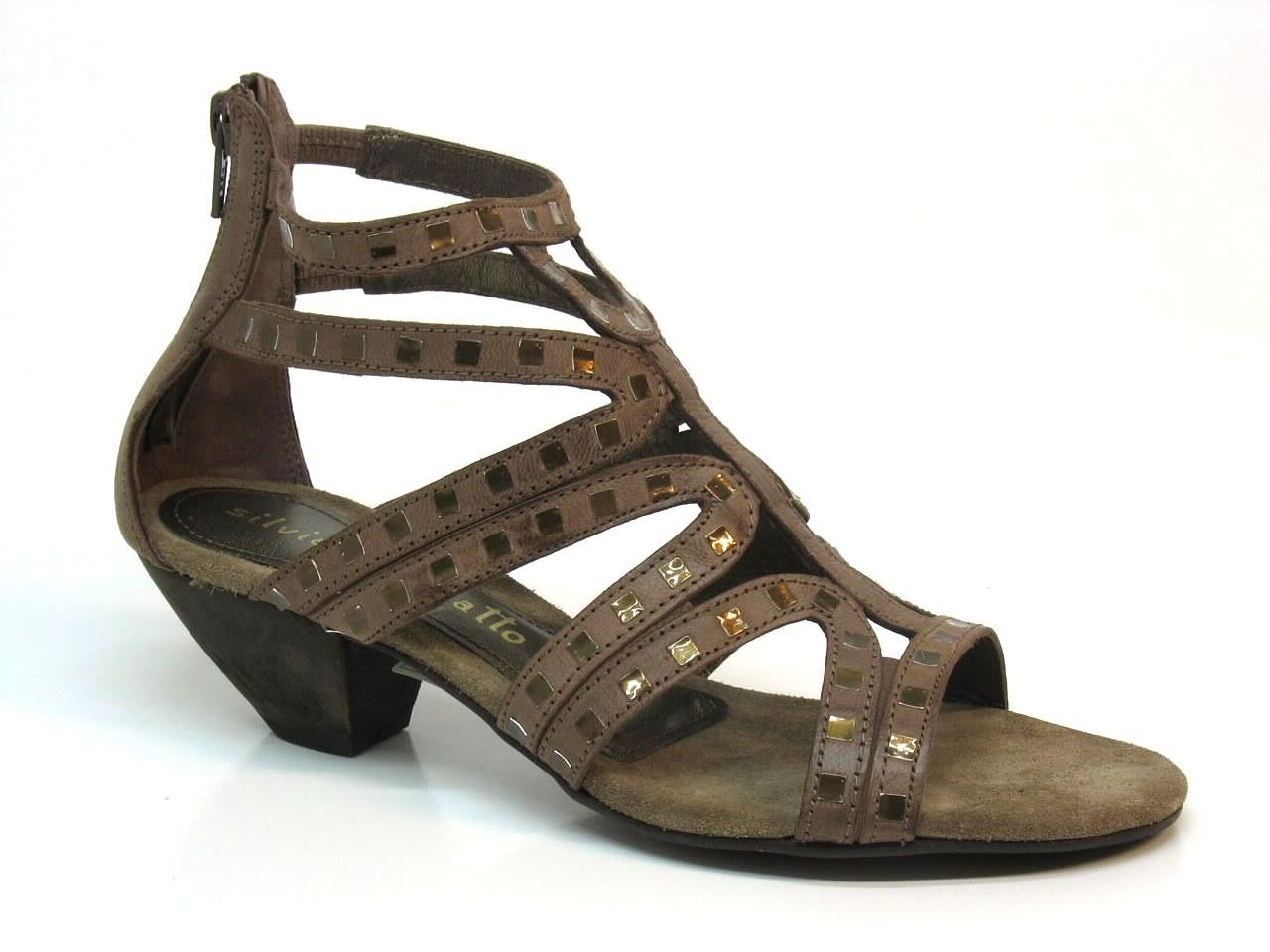 Sandálias de Salto Silvia Rebatto - 019S8240