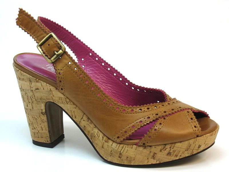 Sandálias de Salto Sofia Costa - 0855400