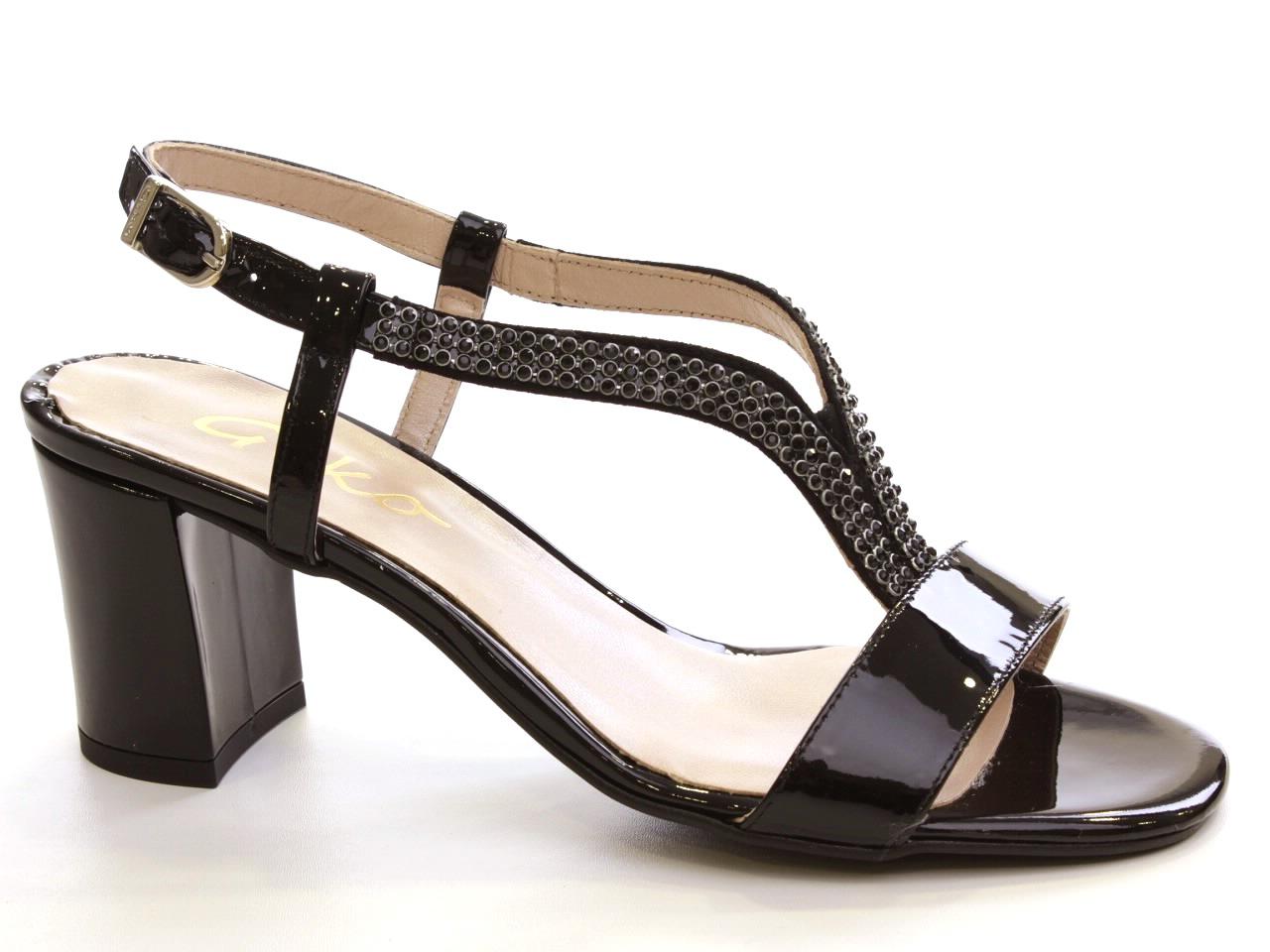 Sandálias de Salto Giko - 476 14002