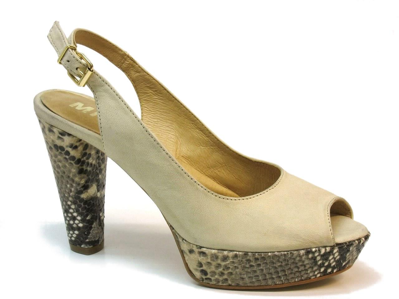 Sapatos de Salto Miriam - 019 M4845