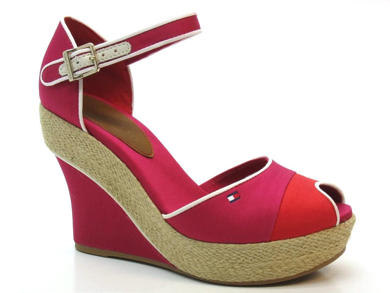 Wedge Sandals Tommy Hilfiger - 309 16786