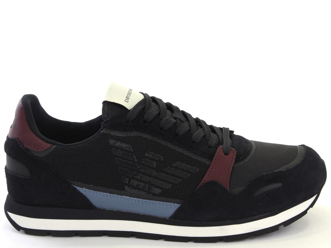 Sneakers, Espadrilles Armani, Emporio - 529 X4X537 XM678 Q441
