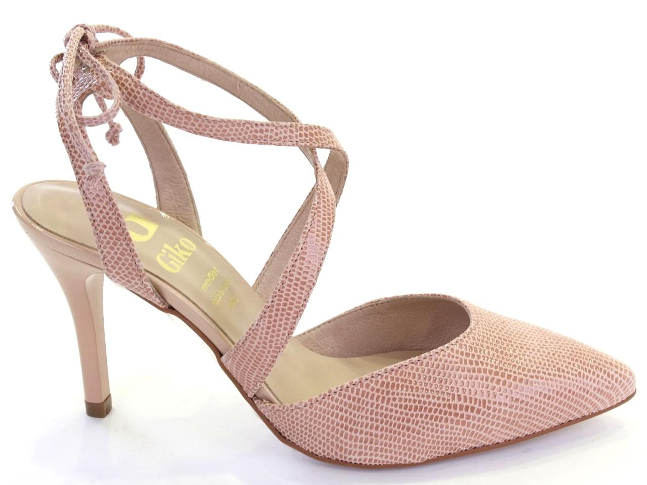 Sandálias de Salto Giko - 476 90647