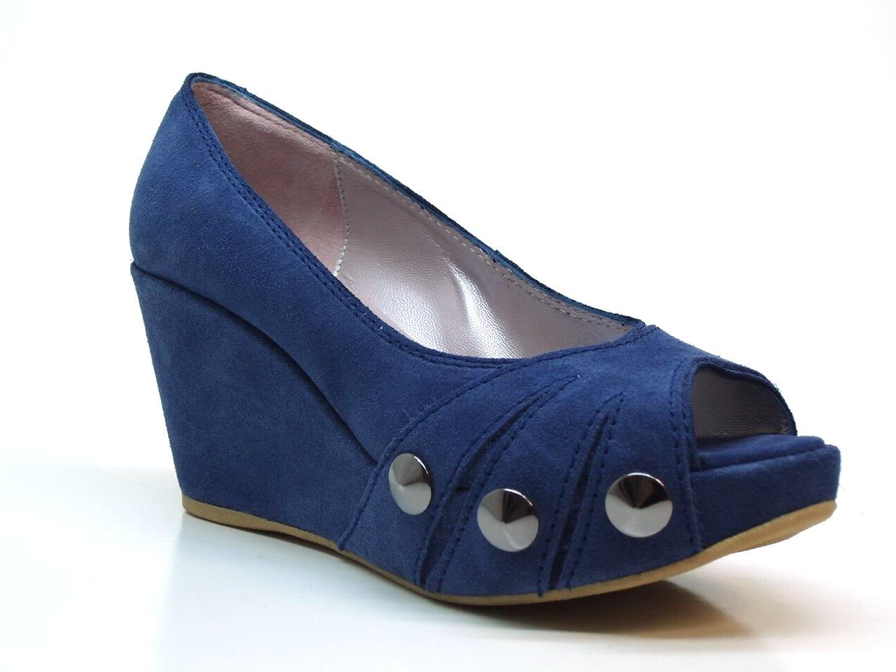 Zapatos de Cuña Anónima - 4695808
