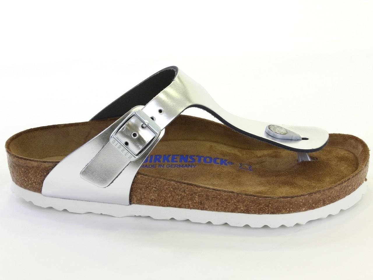 Flat Sandals Birkenstock - 663 GIZEH SFB