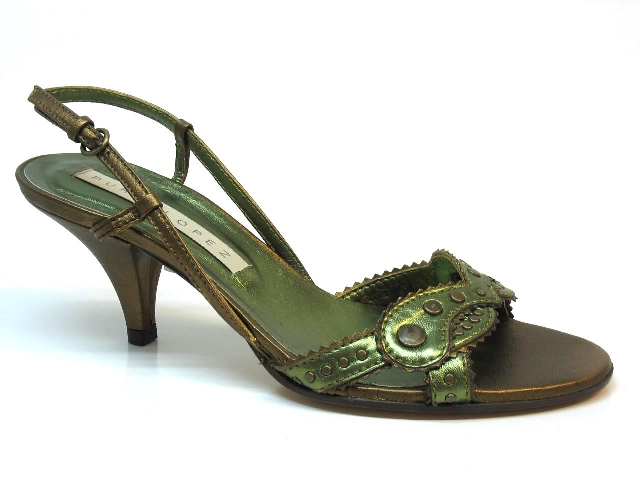Sandálias de Salto Pura Lopez - 353H843