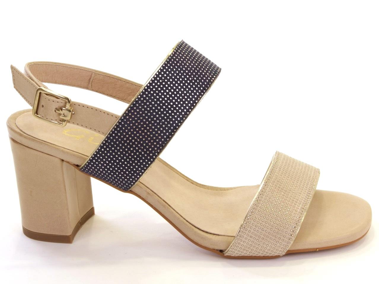 Heel Sandals Giko - 476 14112