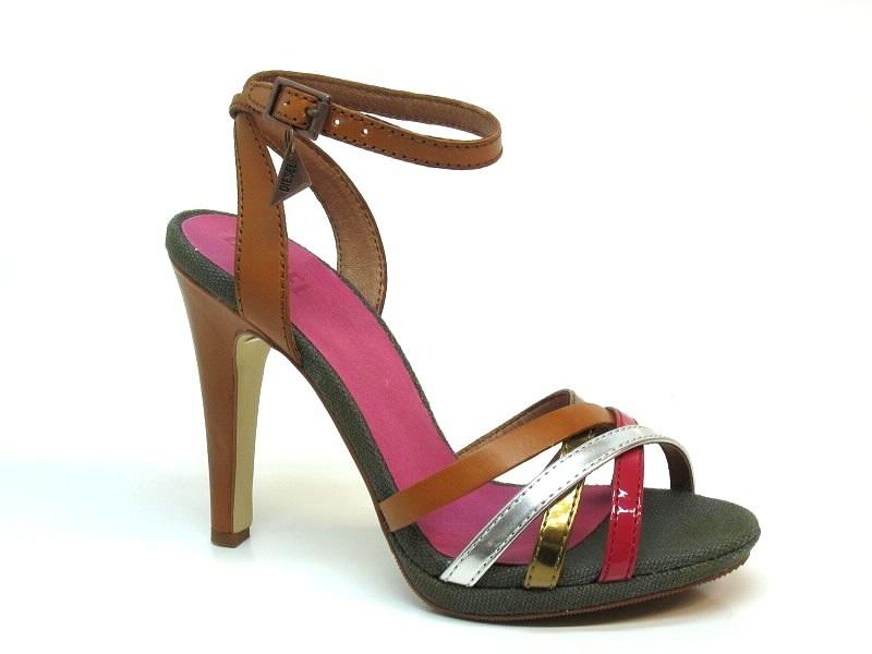 Sandálias de Salto Diesel - 390Y00345PS718