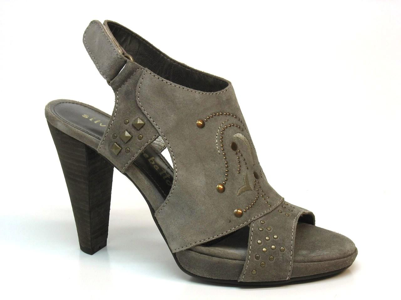 Sandálias de Salto Silvia Rebatto - 019S8129