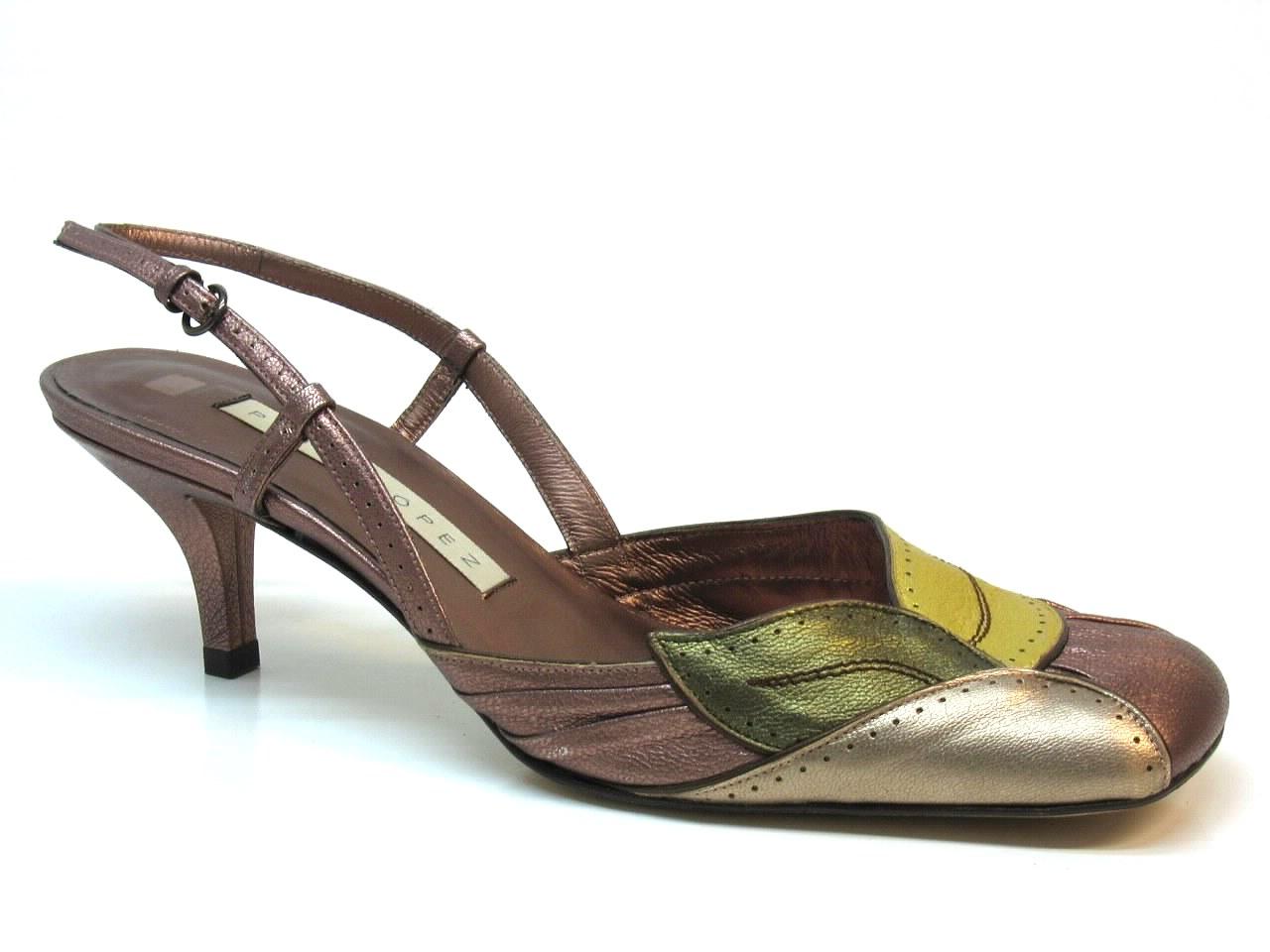 Sandálias de Salto Pura Lopez - 353F604
