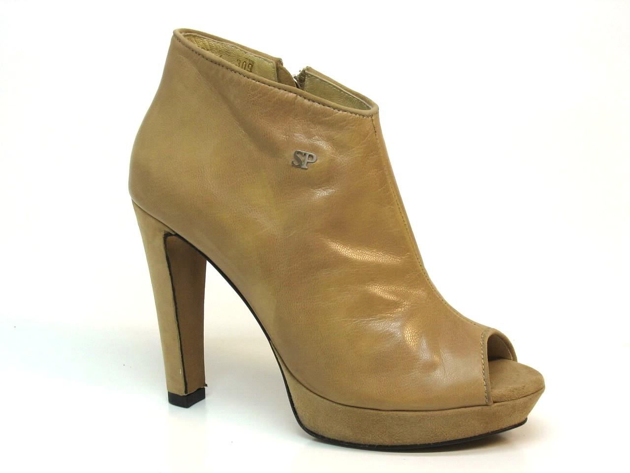 Heel Ankle Boots Sandro Pinho - 4193765