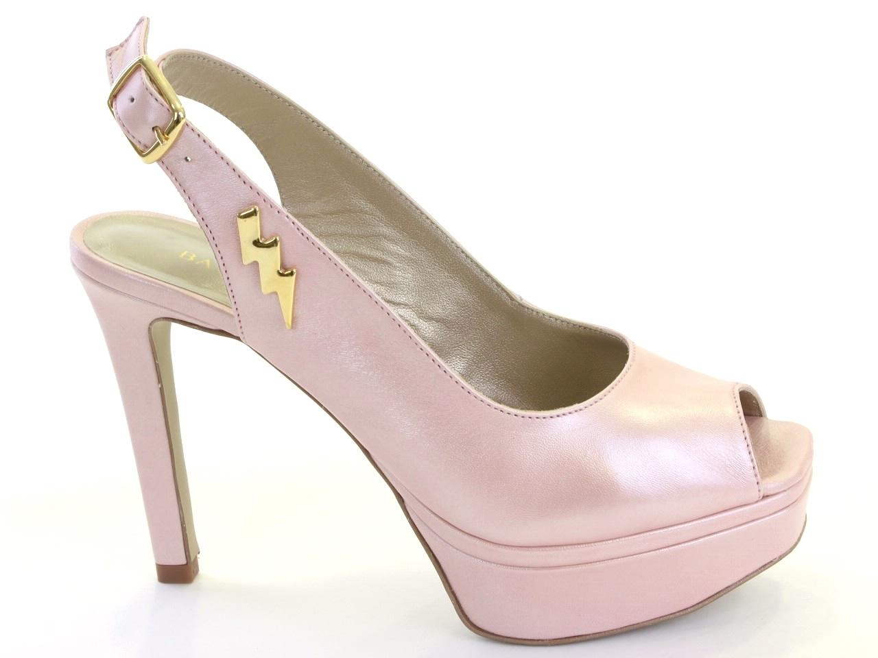 Zapatos de Tacón Bamburi - 653 BBIF73W