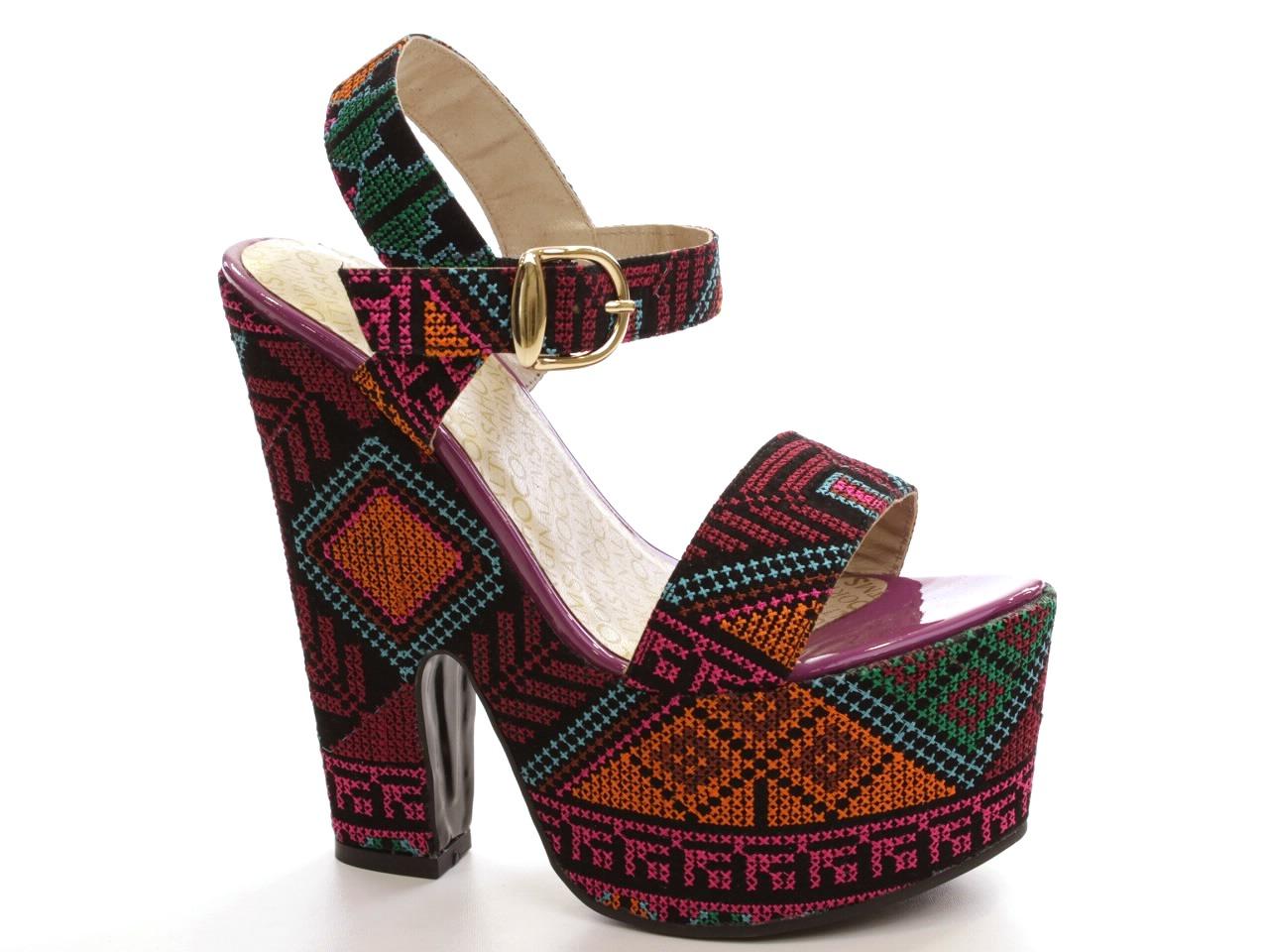 Sandálias de Salto Sahoco - 569 SH1501005S