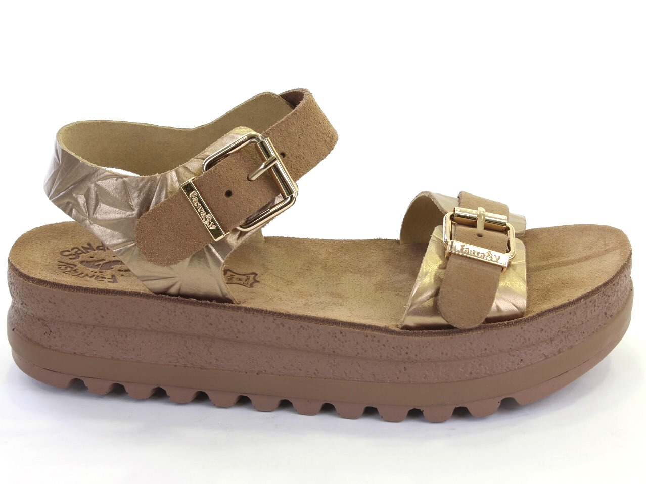Sandálias Baixas Fantasy Sandals - 662 S103 ELODIE