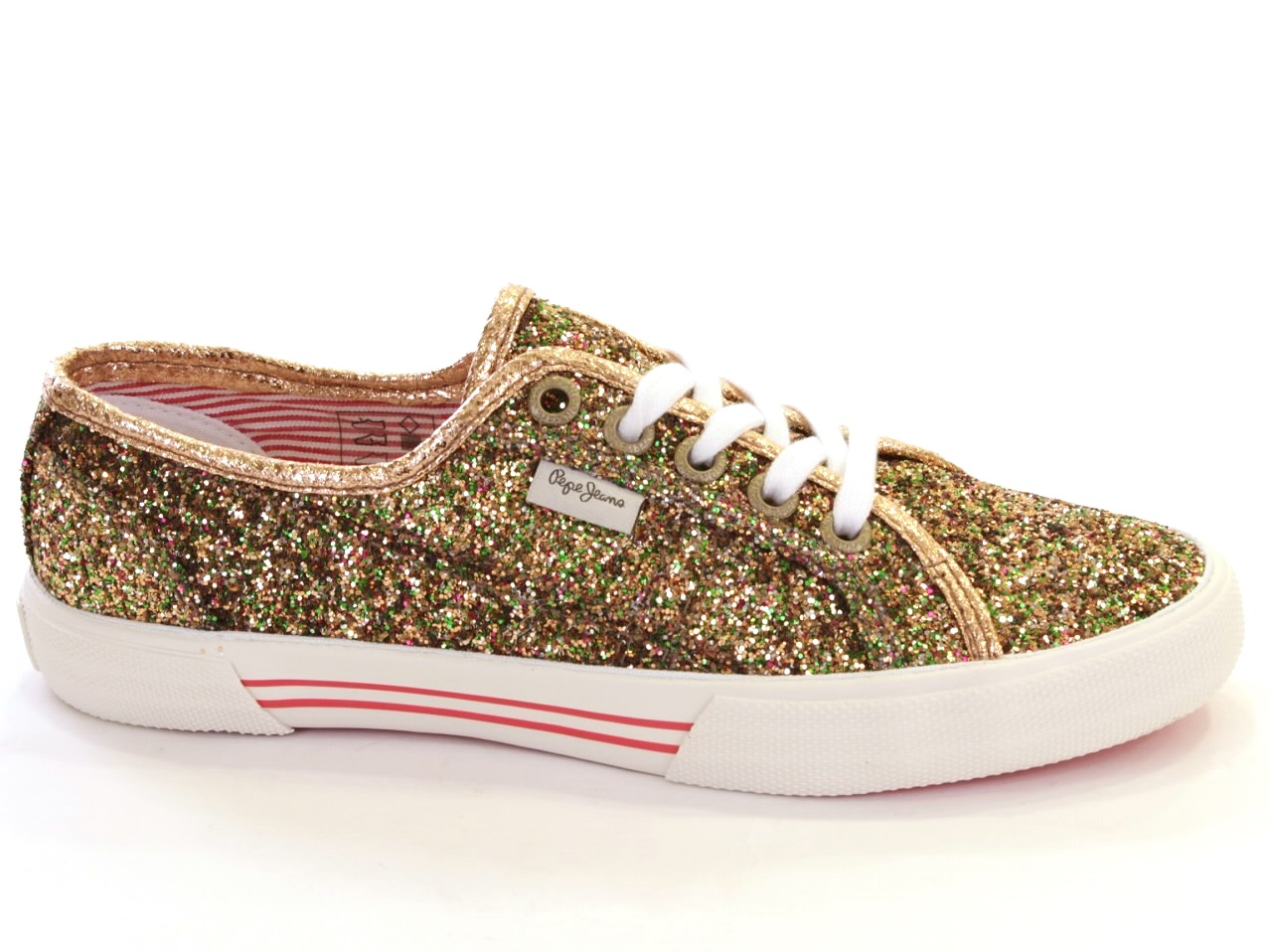 Sneakers and Espadrilles Pepe Jeans - 608 PLS30505