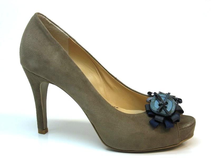 Sapatos de Salto Anónima - 4696502