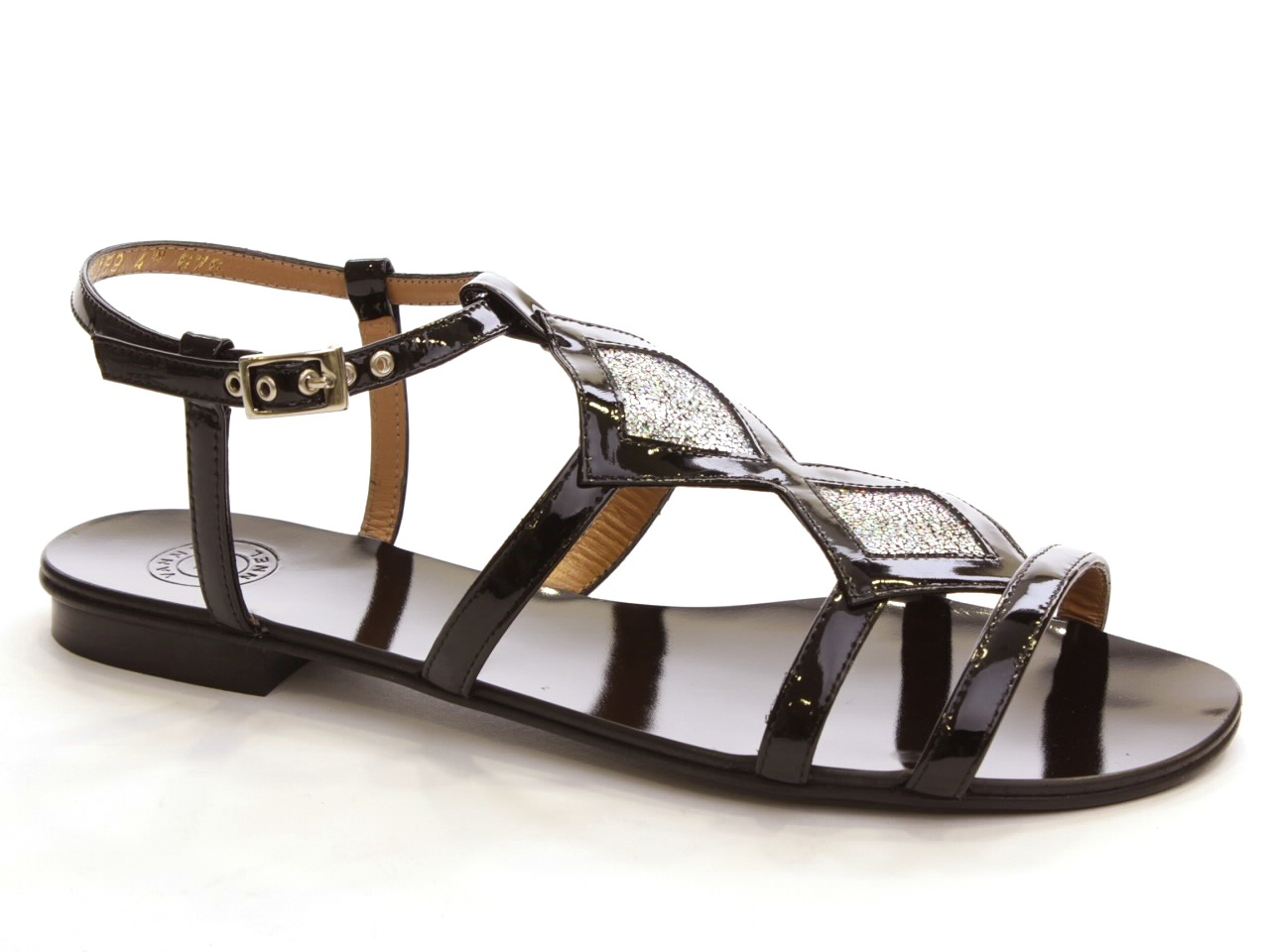 Sandales Plates Vannel - 001 8159