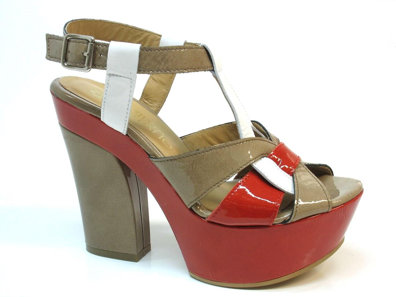 Heel Sandals Silvia Rebatto - 019 S8858