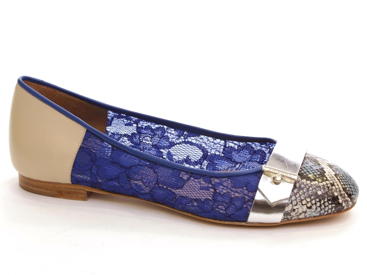 Chaussures Plates, Ballerine, Mocassins Vannel - 001 8164
