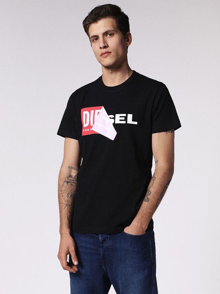T-Shirts & Sweats & Polos Diesel - 390H 00S02X 0091B
