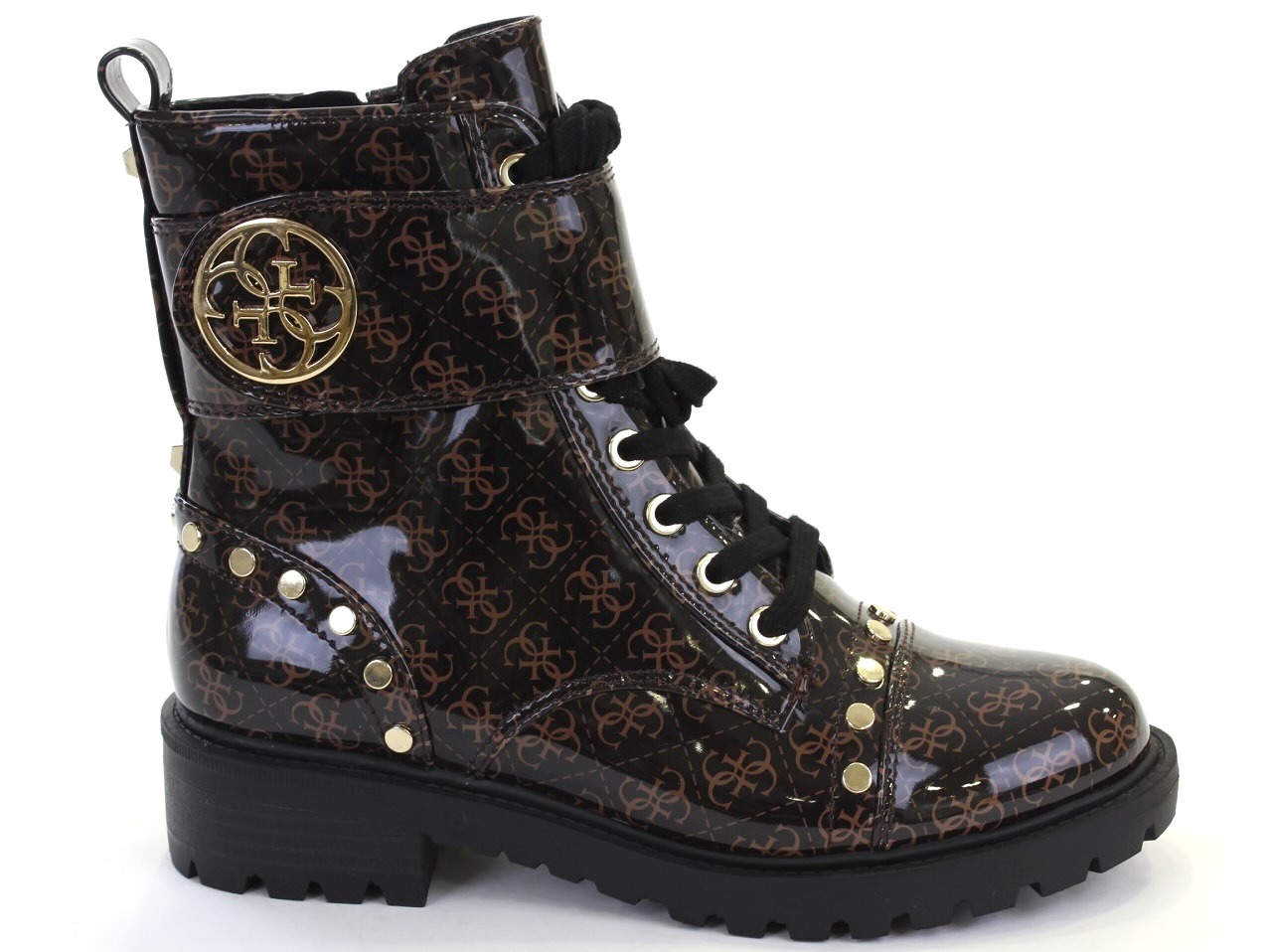 Botines Planos Guess - 465 FL7HT2 PAF10