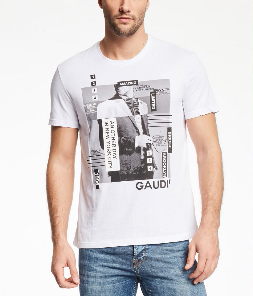 T-Shirts & Sweats & Polos Gaudi Jeans - 628H 111GU64130