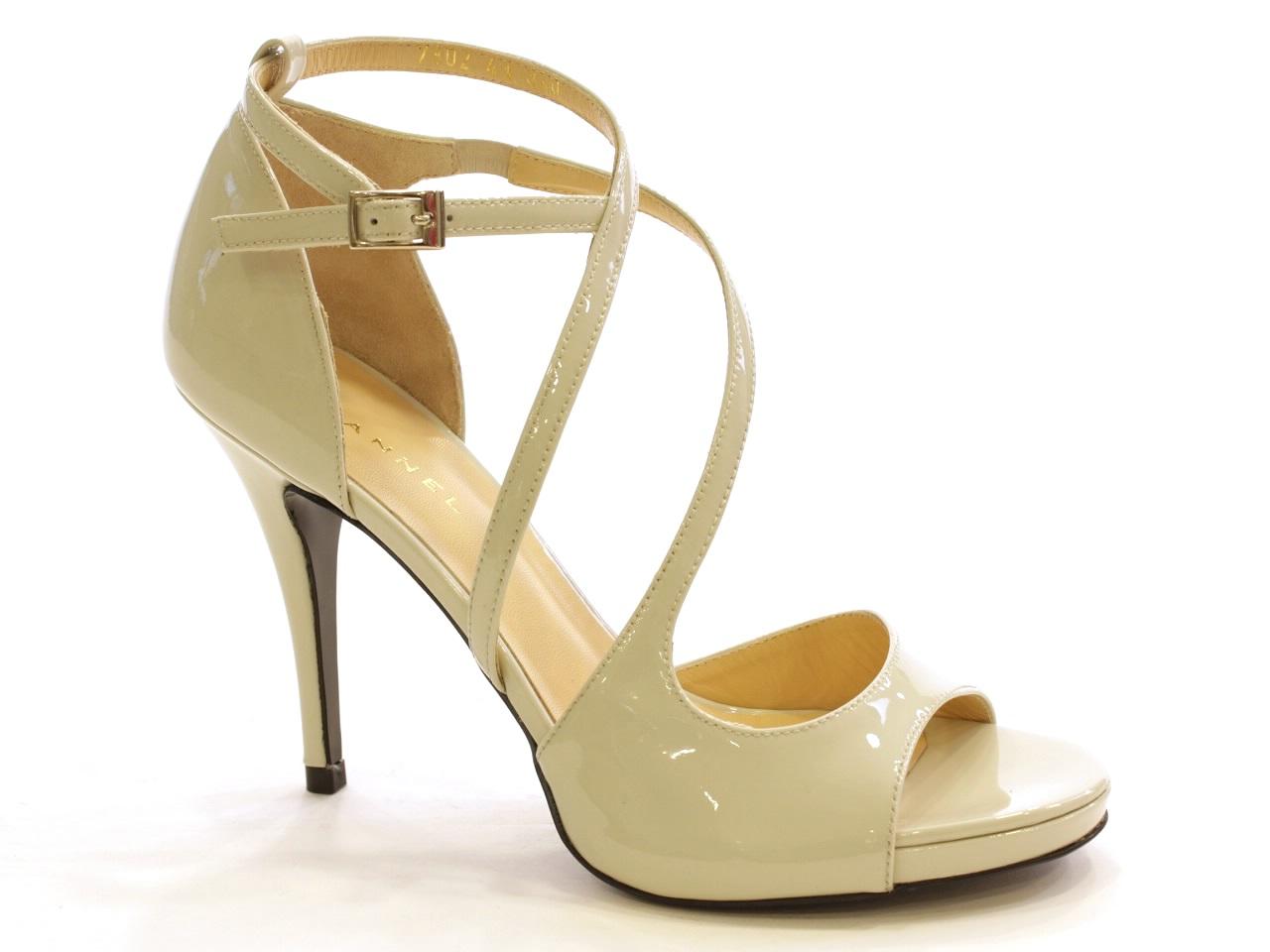 Sandalias de Tacón Vannel - 001 7802