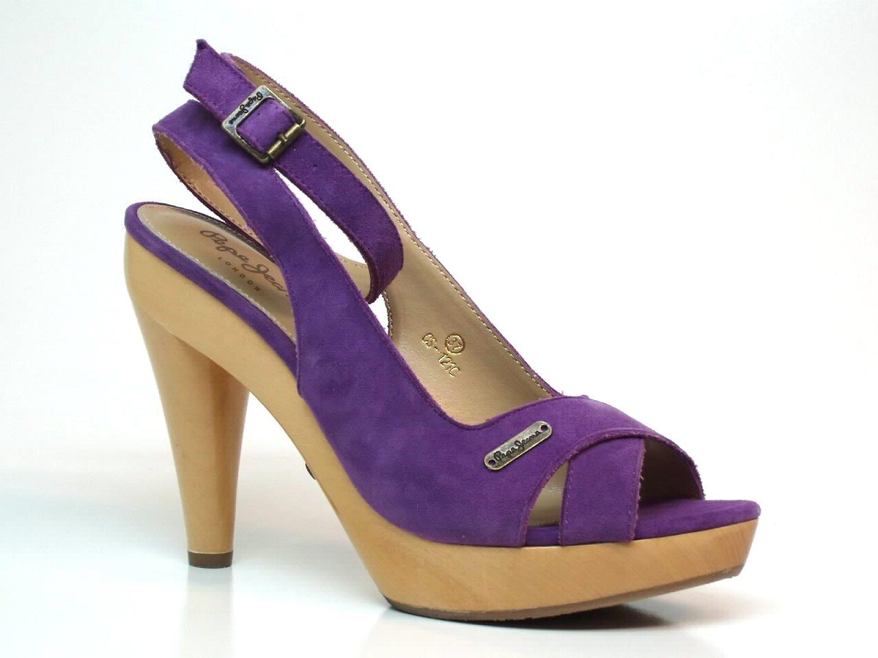 Sandálias de Salto Pepe Jeans - 396CS121