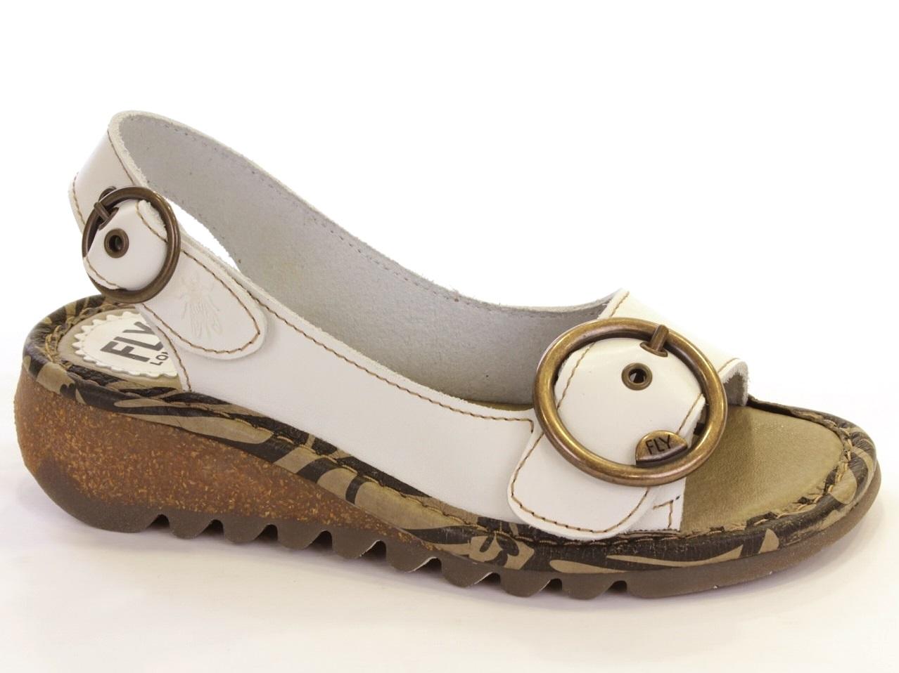 Sandales à Talons Compensés Fly London - 339 TRAM723