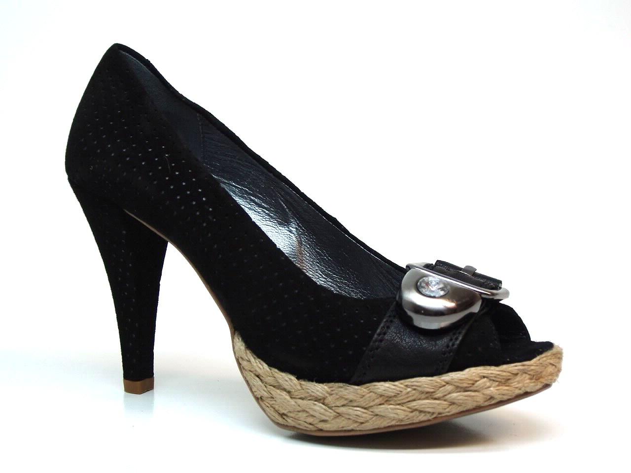 Sapatos de Salto Anónima - 4695830