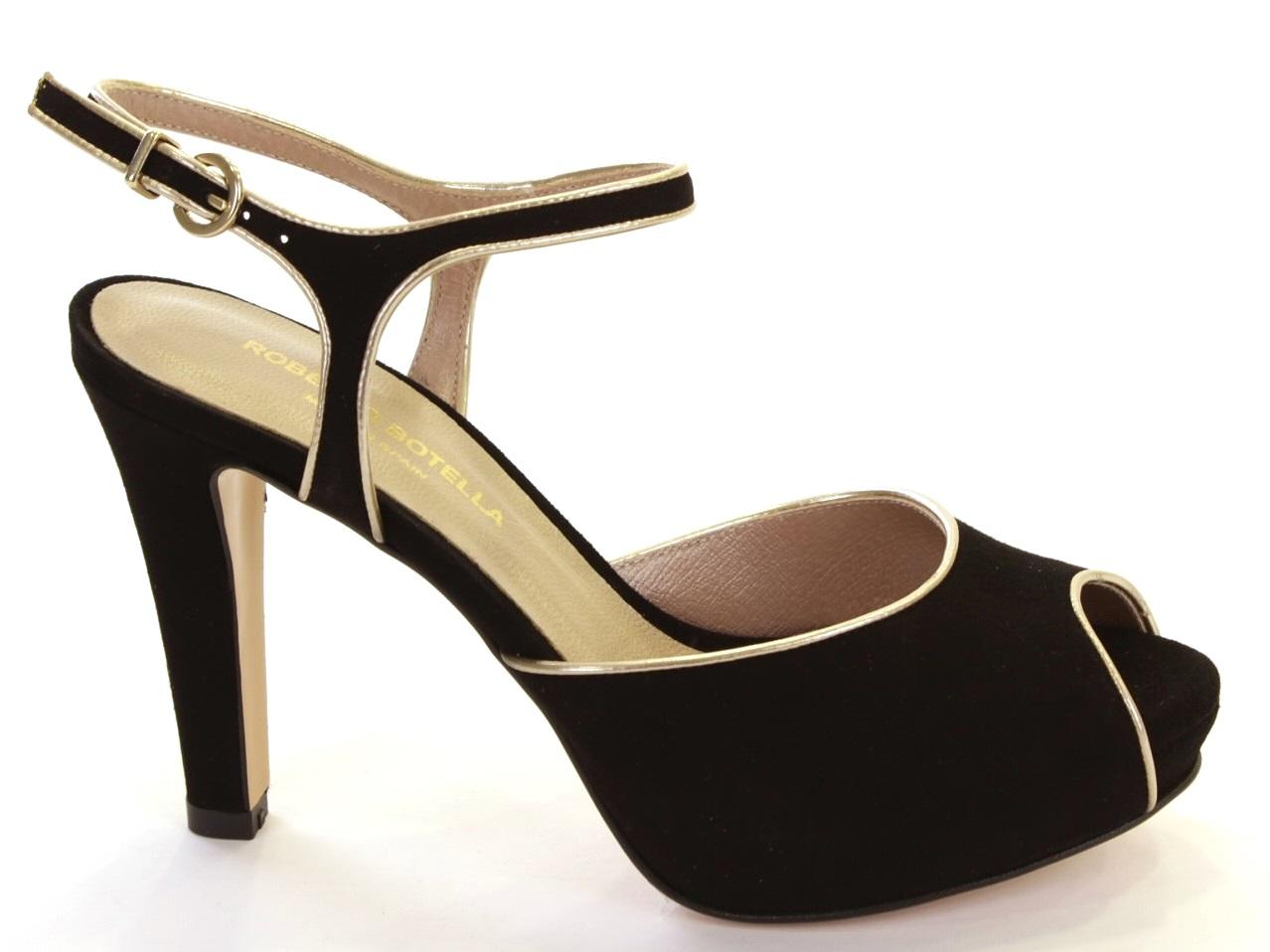 Sandálias de Salto Roberto Botella - 387 MM17132