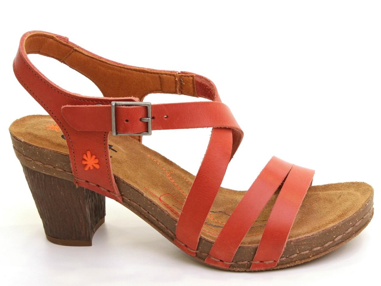 Sandálias de Salto Art - 213 0146