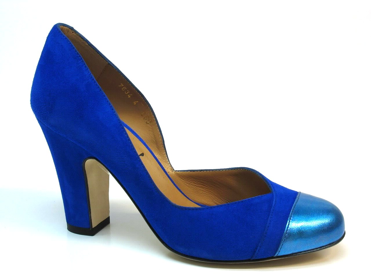 Sapatos de Salto Vannel - 001 7634