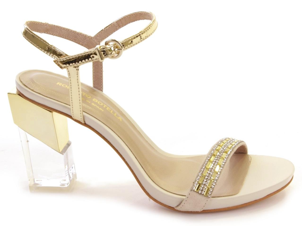 Sandálias de Salto Roberto Botella - 387 MM17091