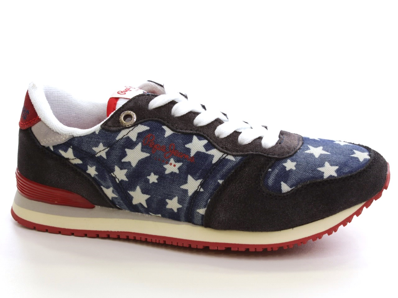 Sneakers and Espadrilles Pepe Jeans - 608 PLS30141