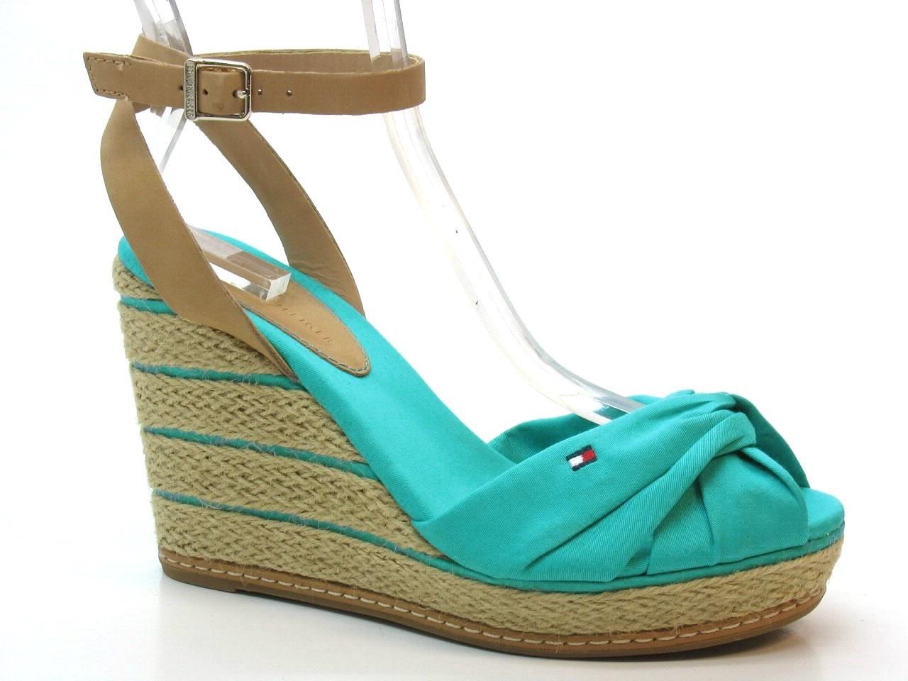 Wedge Sandals Tommy Hilfiger - 309 16769