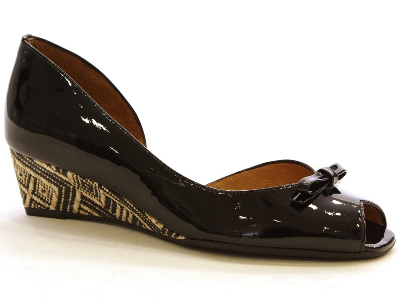 Sapatos de Cunha Hispanitas - 165 HV49371