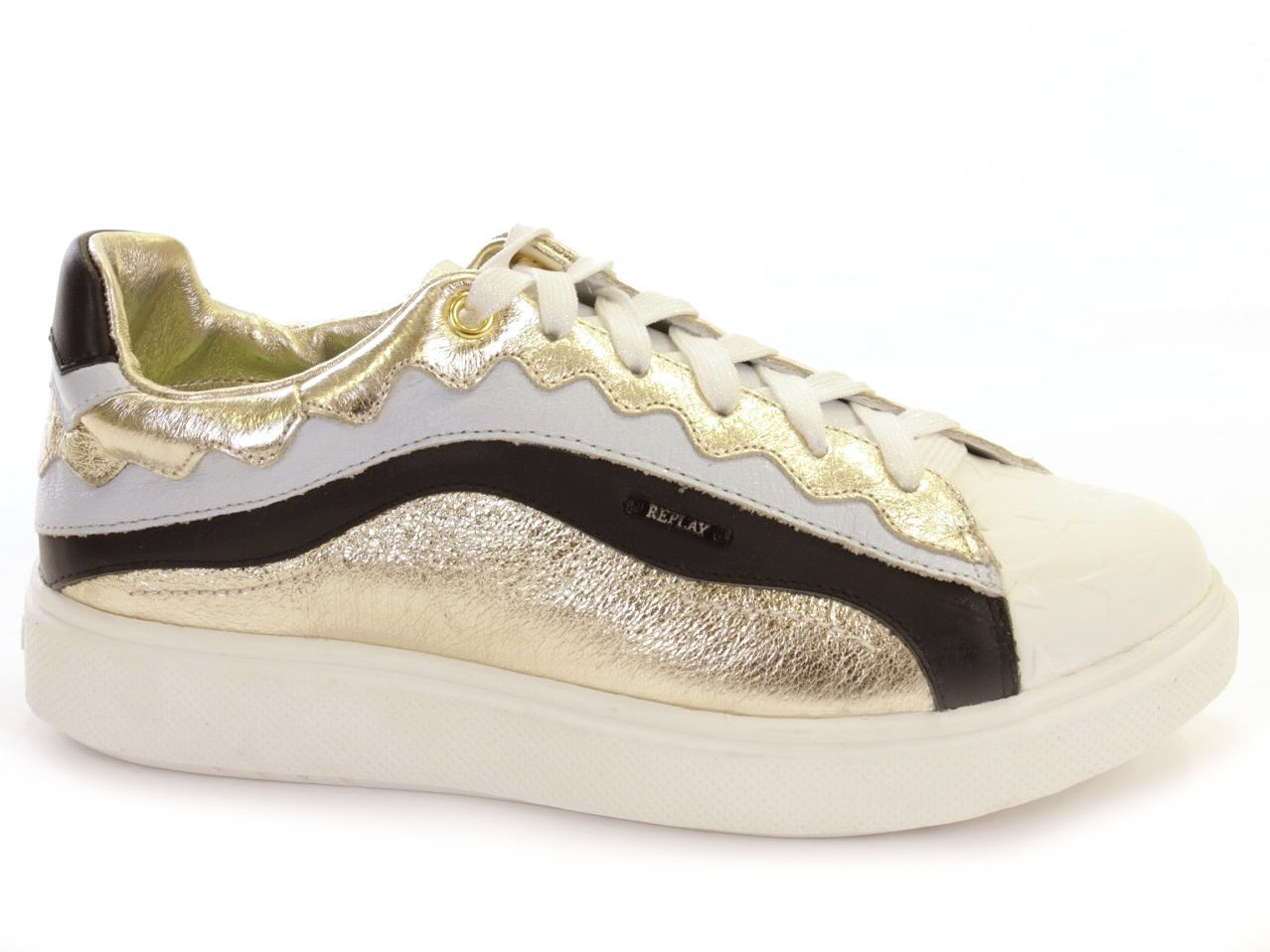 Sneakers and Espadrilles Replay - 621 STRIME