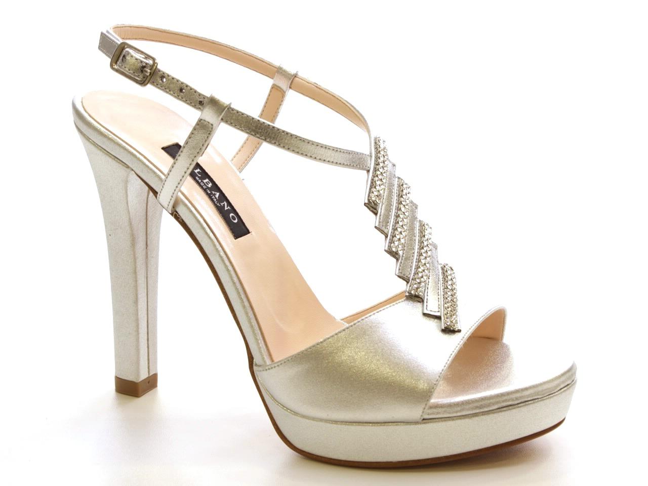 Sandálias de Salto Albano - 627 6285