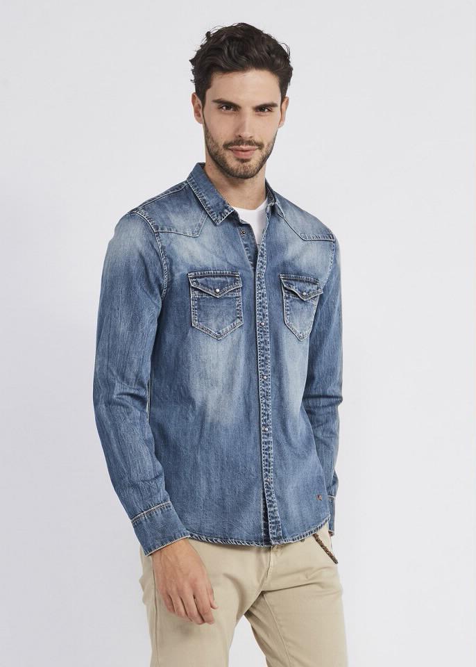 Camisas Gaudi Jeans - 628H 911BU46002