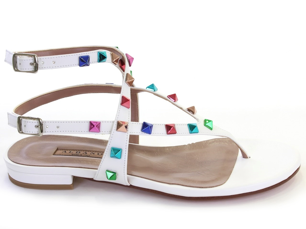 Flat Sandals Albano - 627 3198