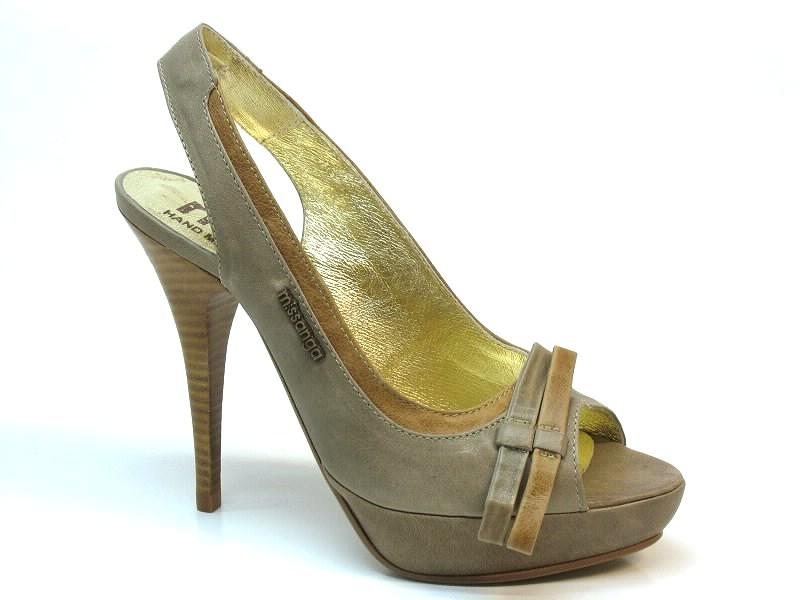 Sapatos de Salto Missanga - 463MV12665007S/3