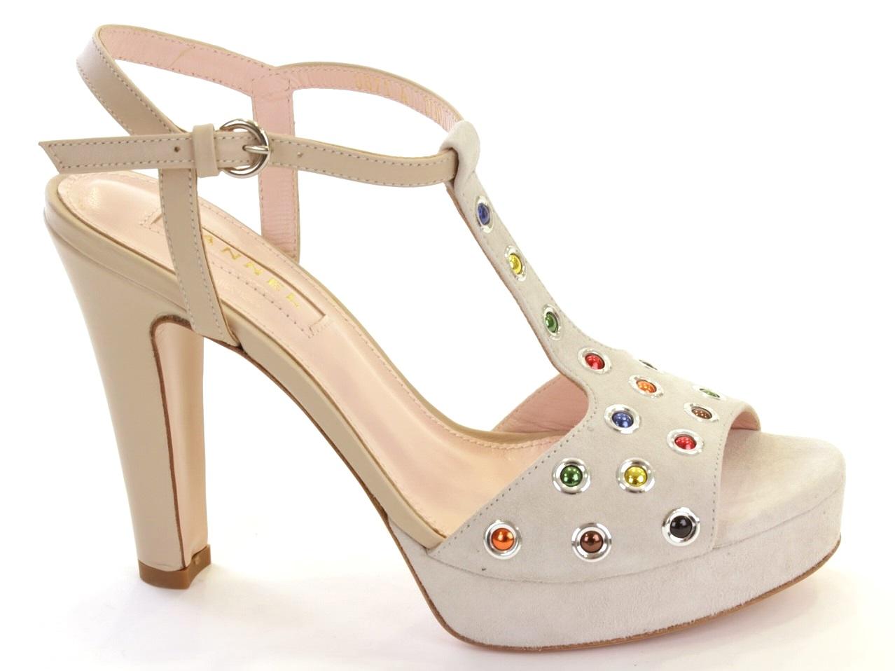 Sandales à talons Vannel - 001 8671