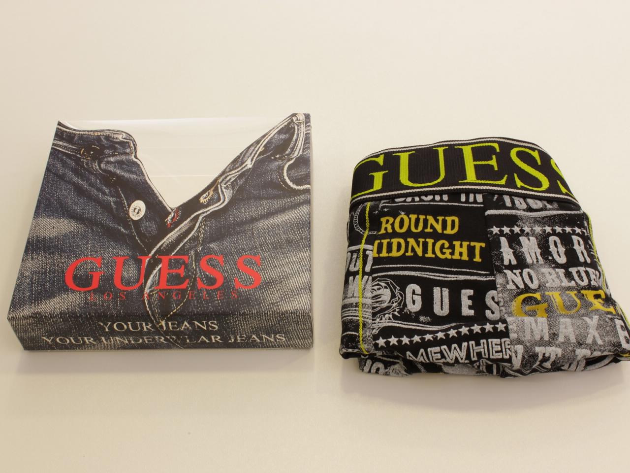 Underwear Guess - 465 U54F43 JEY16
