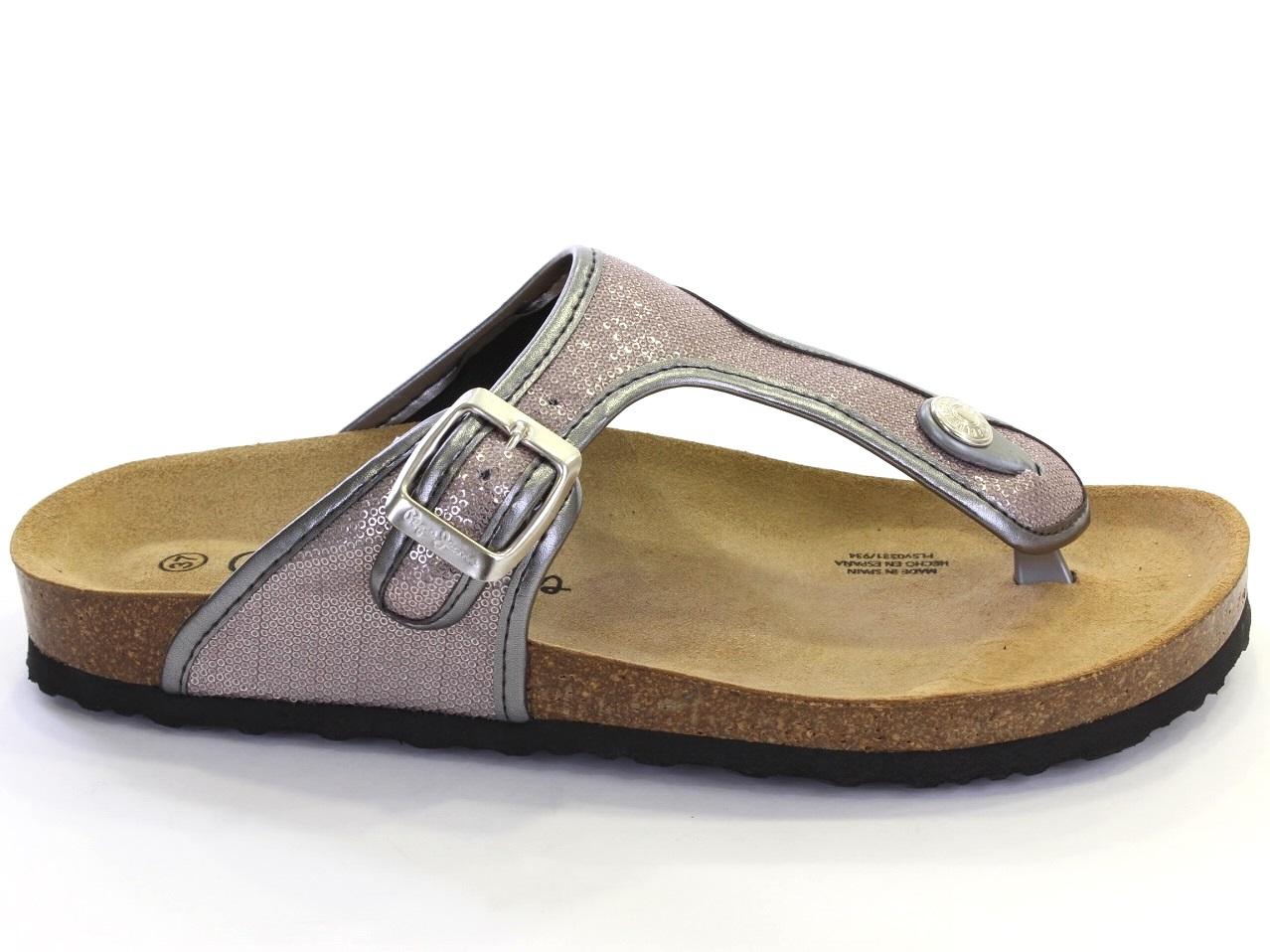 Flat Sandals Pepe Jeans - 608 PLS90331
