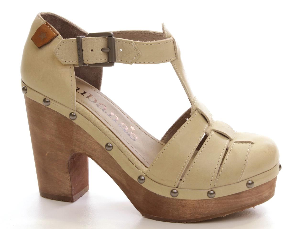 Sandálias de Salto Cubanas - 334 WILD520