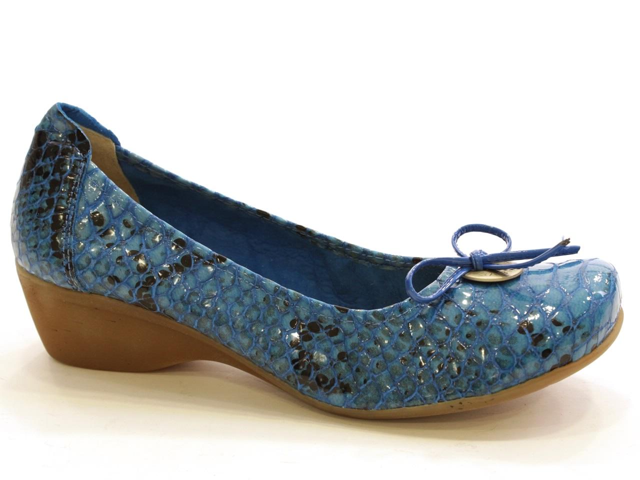 Wedge Shoes Sabrinas - 445 34016