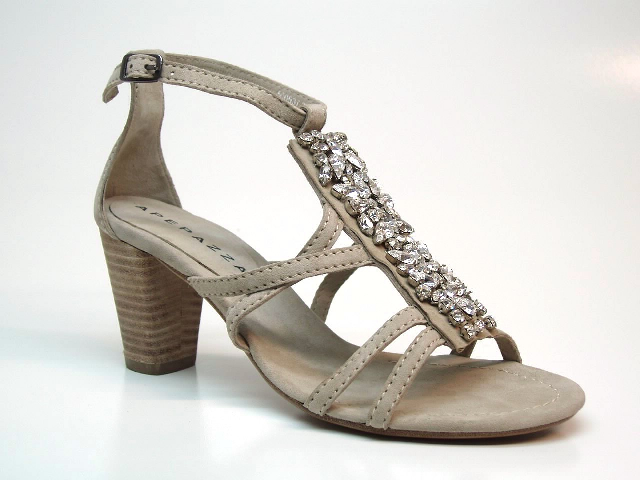 Sandálias de Salto Apepazza - 460500537